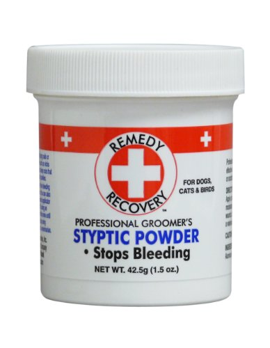 stypic powder for dogs