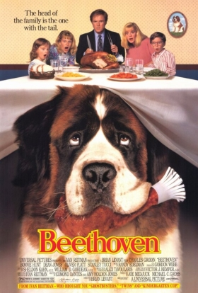 Beethoven: Best Dog Movies of the 90